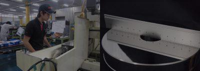 研削加工・ラップ加工・放電加工