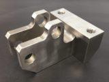 SUS304 マシニング ワイヤー加工 錆に強い  クランプアーム