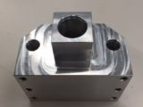 ハウジング  A7075   アルミ精密加工 軽量化 コスト削減
