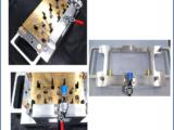 治工具 組付け精度±0.01以内 航空機 精密部品 マシニング 位置度0.01以内