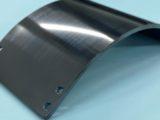 レール DLC(ダイヤモンドライクカーボン) SUS304 板金加工 レーザー加工