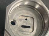 バルブ S50C  試作 ワイヤー加工 型彫放電 研削 マシニング