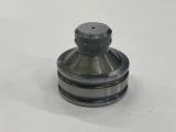 カシメ割 SCM435(クロムモリブデン鋼)精密部品加工 旋盤 マシニング加工(マキノV33) ワイヤー加工